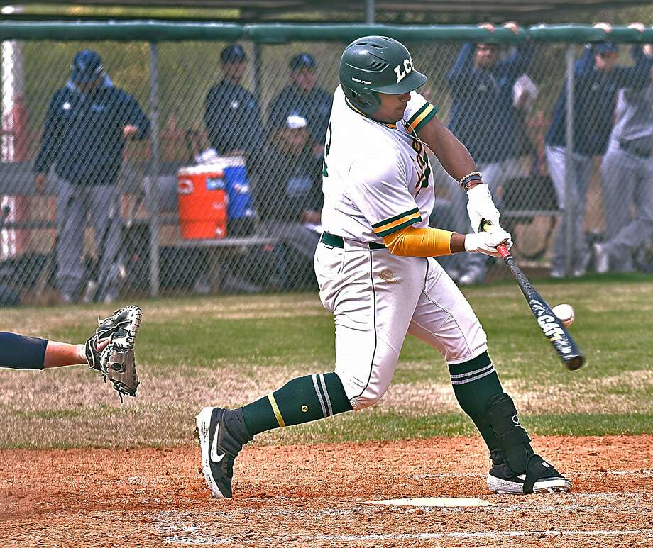 Marcus Cantu and the Laredo College baseball team were swept by Wharton County Junior College in a doubleheader Thursday. Photo: Cuate Santos /Laredo Morning Times File / Laredo Morning Times