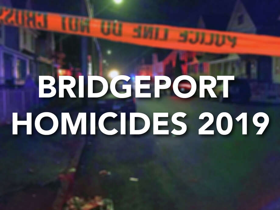Continue ahead for a look at the homicides that have occurred in Bridgeport in 2019. Photo: . / Connecticut Post