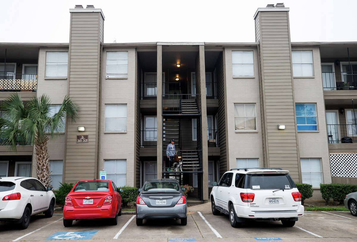 Giovanni Lyles, 3, died in the early morning fire at the Cozumel Apartments complex Monday, March 11, 2019, in Houston.