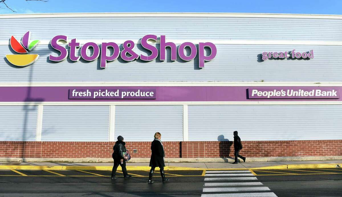 A Stop & Shop grocery store in Connecticut
