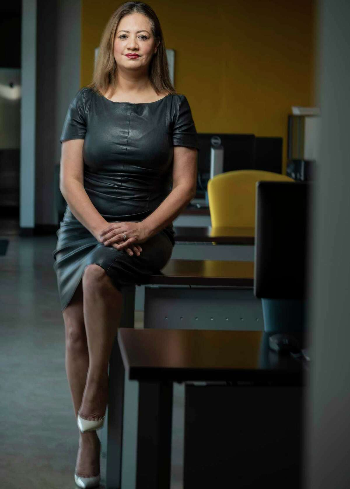 Janie Gonzalez is the founder of Webhead a cyberasecurity company based in San Antonio and a trustee at CPS Energy.