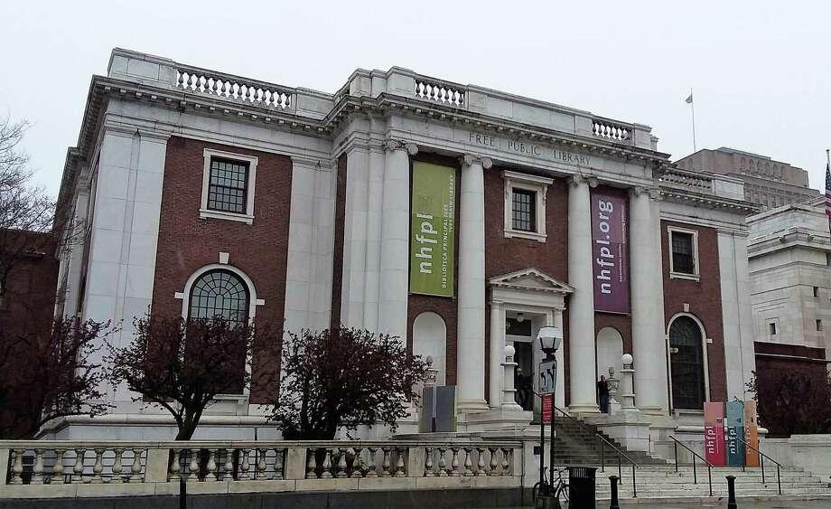 New Haven Public Library Photo: Helen Bennett / Hearst Connecticut Media