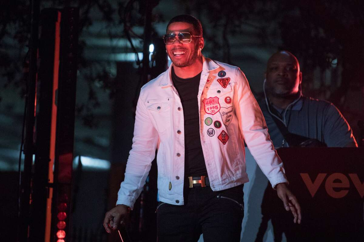 Nelly performs at VEVO House during the 2019 SXSW Conference And Festival at Pelons Tex Mex on March 10, 2019 in Austin, Texas.