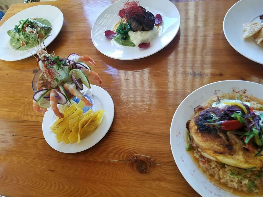 A selection of dishes from Coco Bongo Cocina & Bar in Stone Oak. Photo: Coco Bongo Cocina & Bar