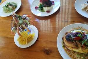 A selection of dishes from Coco Bongo Cocina & Bar in Stone Oak.