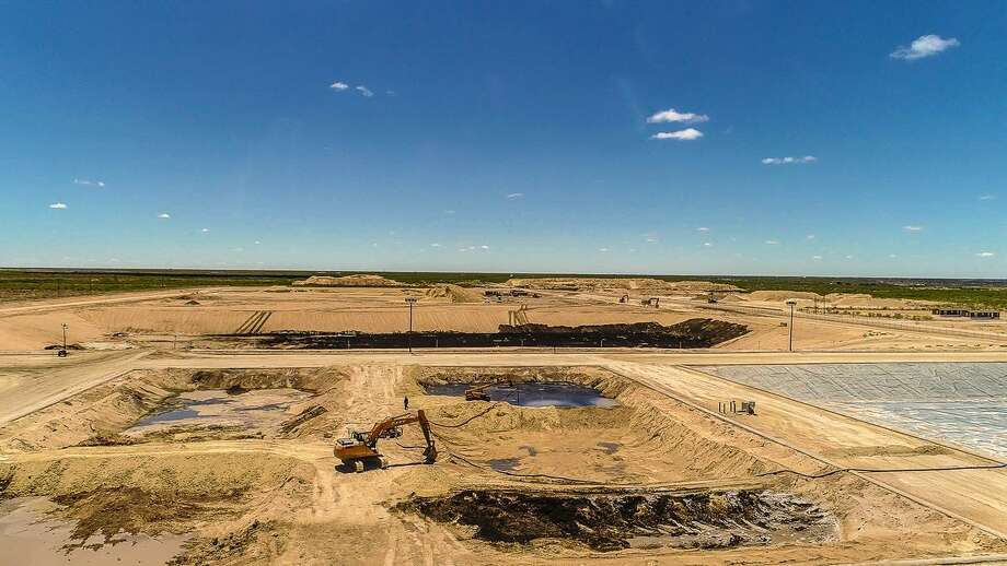 PetroWaste Environmental Big Lake Landfill in the Permian Basin's Reagan County. Dallas private equity firm Tailwater Capital sold PetroWaste Environmental to a subsidiary of Houston-based Waste Management. Financial terms of the deal were not discloed. Photo: PetroWaste Environmental LP