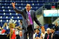 Sydney Johnson has been dismissed as Fairfield basketbal coach.