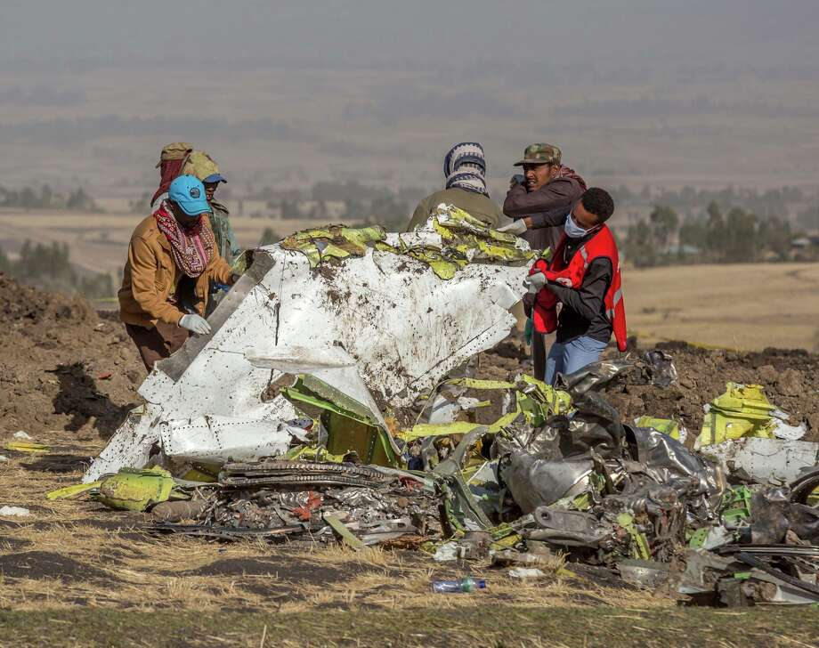 Ethiopian official: Black box data shows 'clear similarities' between Ethiopian Airlines, Lion Air crashes
