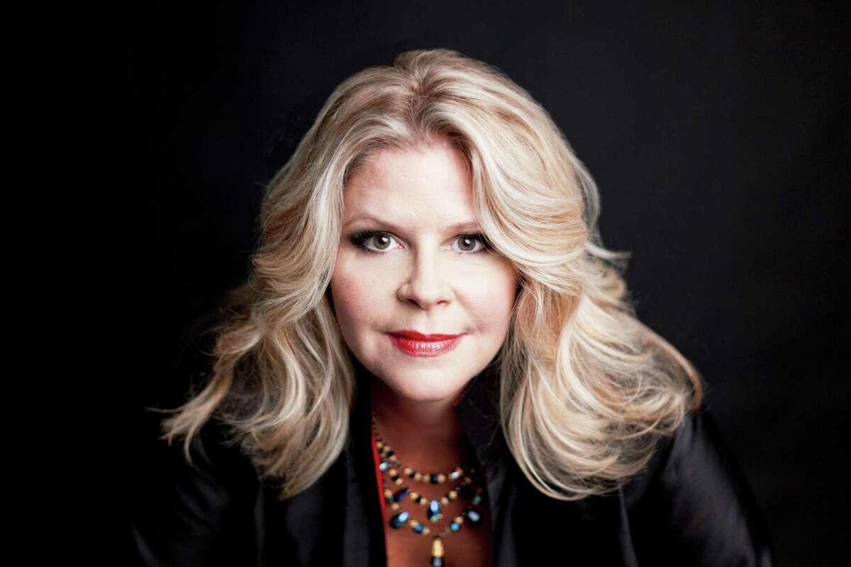 Susan Graham, mezzo-soprano singer.