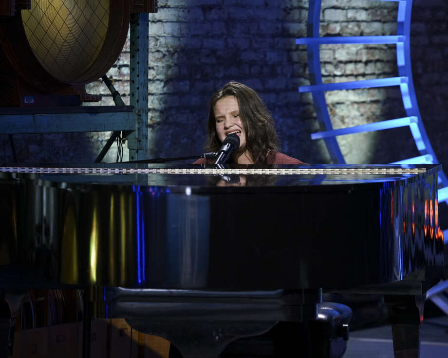 "Madison VanDenburg, a Shaker High School student, appears on ""American Idol"" in March 2019. (ABC/Nicole Rivelli) Photo: ABC/Nicole Rivelli"