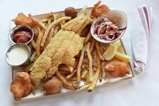 KILLEN'S BARBECUE Where: 3613 E. Broadway, Pearland, 281-485-2272; killensbarbecue.com What: A fried fish platter (battered and fried catfish and fried butterfly shrimp) served with cole slaw, fries, hush puppies and house tartar sauce will be offered daily for dinner and on Fridays at lunch during Lent.