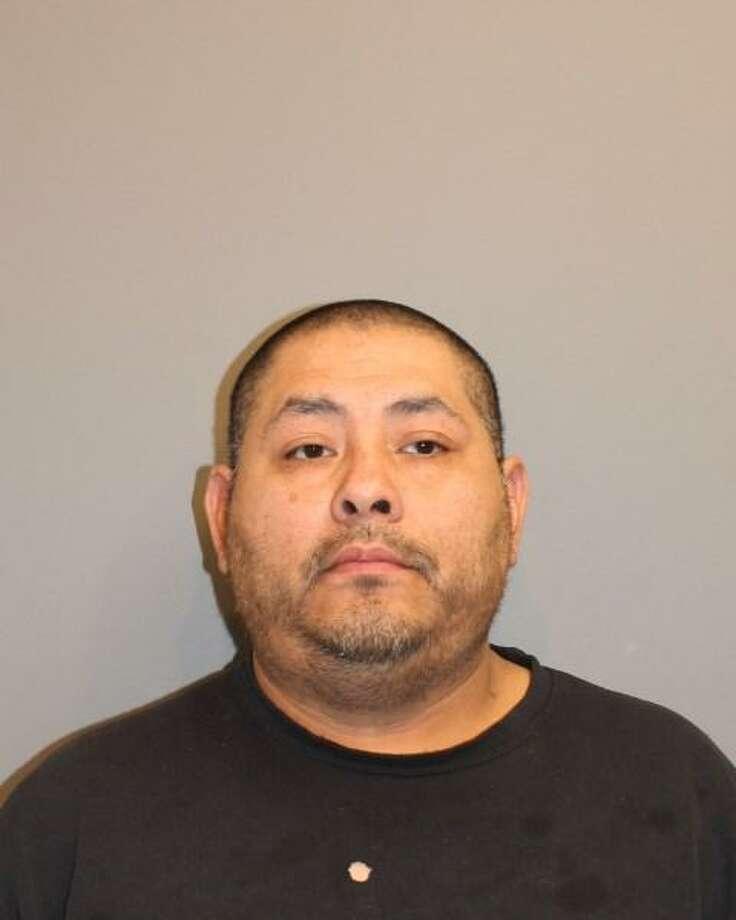 Alejandro Ocampo-Martinez, 40, of Connecticut Avenue, Bridgeport Photo: Norwalk Police Dept.
