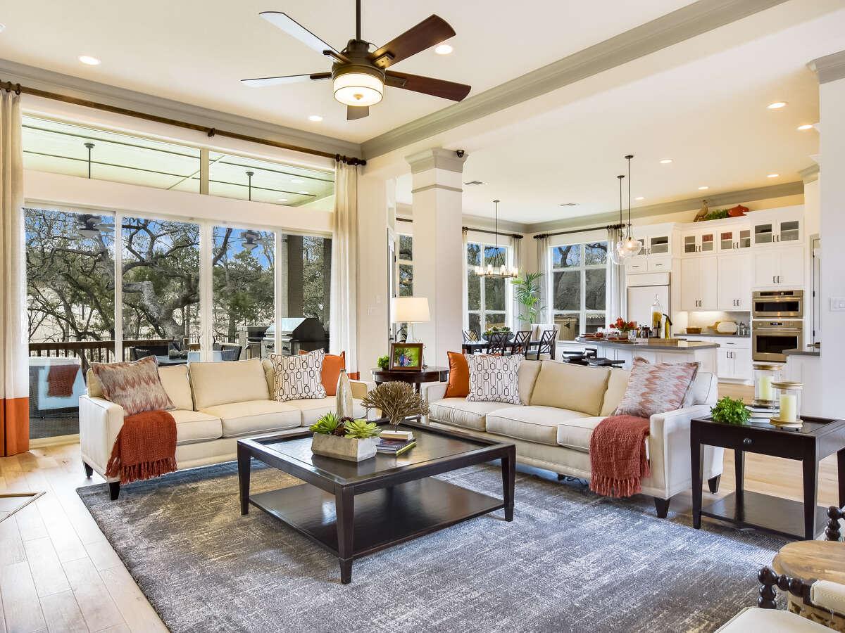 Builder: David Weekley homes Address: 17727 Horseman, San Antonio, TX 78257 Price: $720,000
