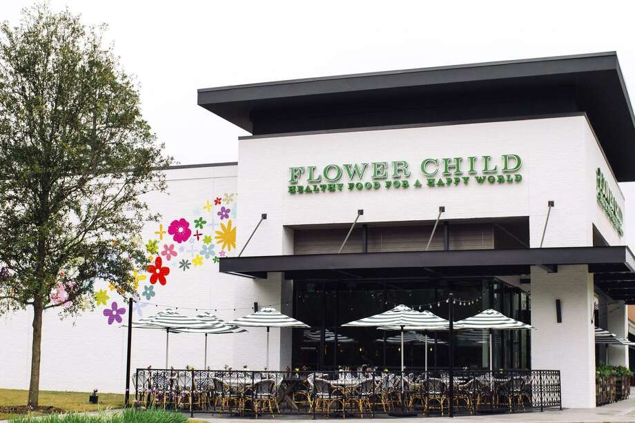 Flower Child, a fast-casual health food concept from Arizona-based Fox Restaurant Concepts, opened Wednesday in the Lake Woodlands Crossing shopping center. Photo: Courtesy Of Flower Child