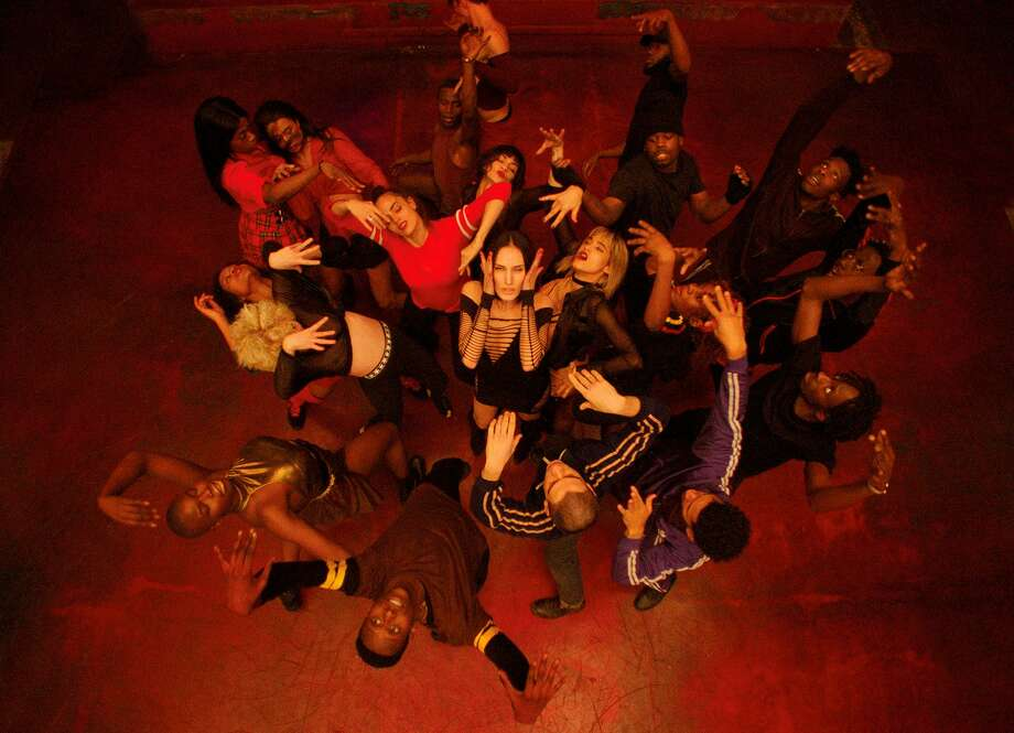 """""""Climax"""" centers on the members of a French dance troupe who drink LSD-spiked sangria. MUST CREDIT: Couramiaud - Laurent Lufroy and Fabien Sarfati Photo: Couramiaud - Laurent Lufroy And Fabien Sarfati / A24 / Couramiaud - Laurent Lufroy and Fabien Sarfati/A24"""