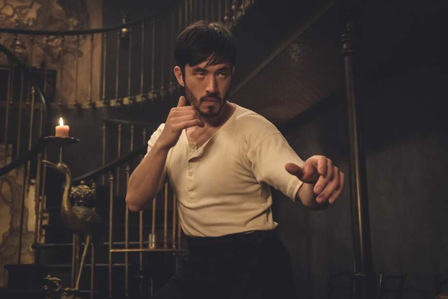 "A still from Cinemax's ""Warrior,"" a historical drama set during the tong wars of the 1870-1880s in San Francisco's Chinatown.