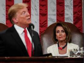 """Speaker Nancy Pelosi on President Trump and talk of impeachment: """"He's just not worth it."""""""