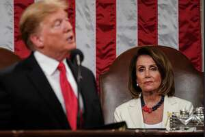 "Speaker Nancy Pelosi on President Trump and talk of impeachment: ""He's just not worth it."""