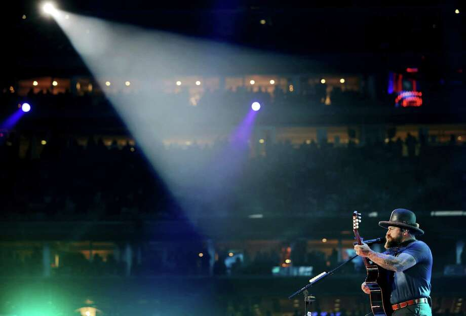 Zac Brown Band perform at the Houston Livestock Show and Rodeo Monday, March 11, 2019, in Houston. Photo: Jon Shapley, Staff Photographer / © 2019 Houston Chronicle