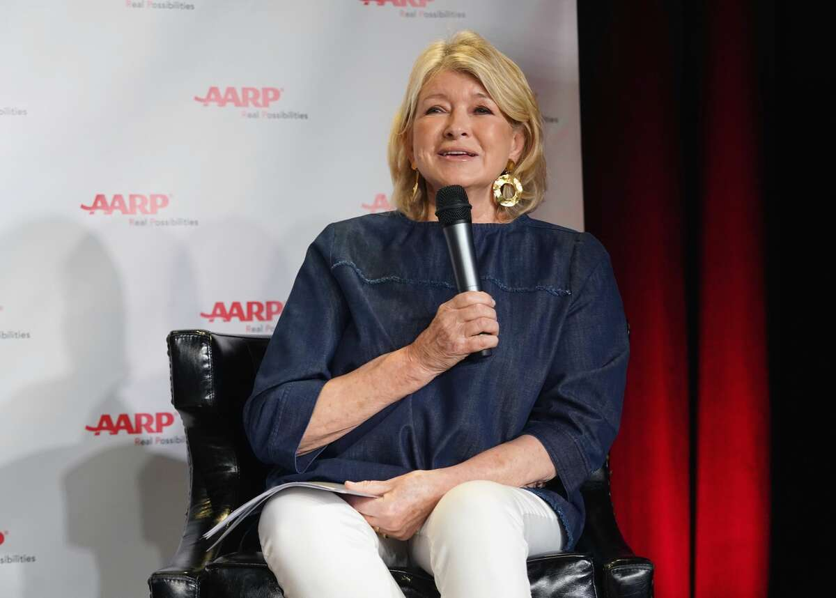Martha Stewart speaks onstage at Fully Baked: Martha Stewart, Fortune 100s Present Strengthening Your Marketing Mix during the 2019 SXSW Conference and Festivals on March 11, 2019 in Austin, Texas. Martha Stewart visits Ridgefield Bedford, N.Y. resident Martha Stewart traveled