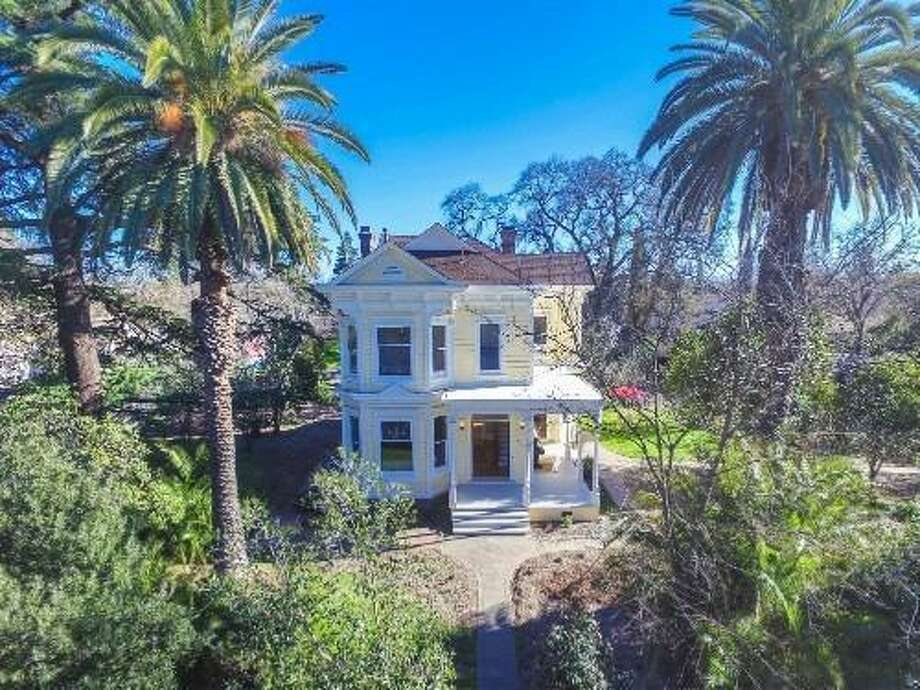 Own a historic farmhouse on 2+ acres of orchard in Sacramento-- or an 877 square foot condo in SF-- for $1.2M Photo:  Denise Dascallos •BRE #02064672 • Coldwell Banker Residential Brokerage