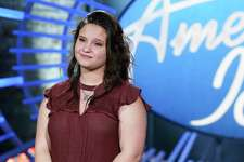 "Madison VanDenburg, a Shaker High School student, appears on ""American Idol"" in March 2019. (ABC/Nicole Rivelli)"