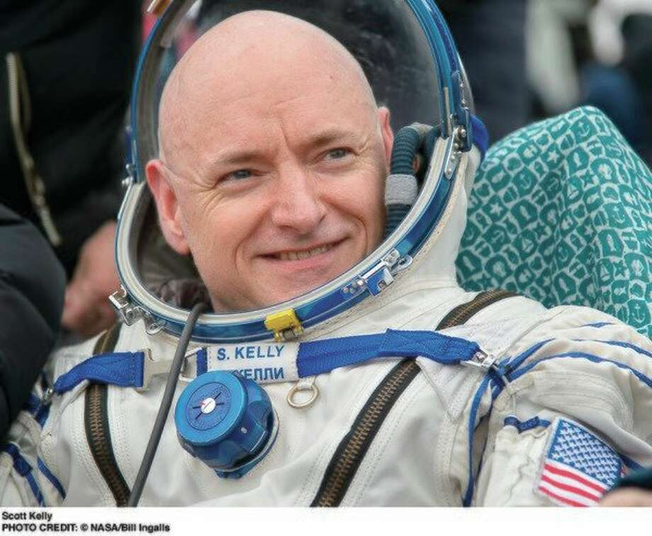 Astronaut Scott Kelly will present 'The Sky is NOT the Limit' as a part of Midland Center for the Arts' Matrix:Midland Festival on June 4. (Photo provided)