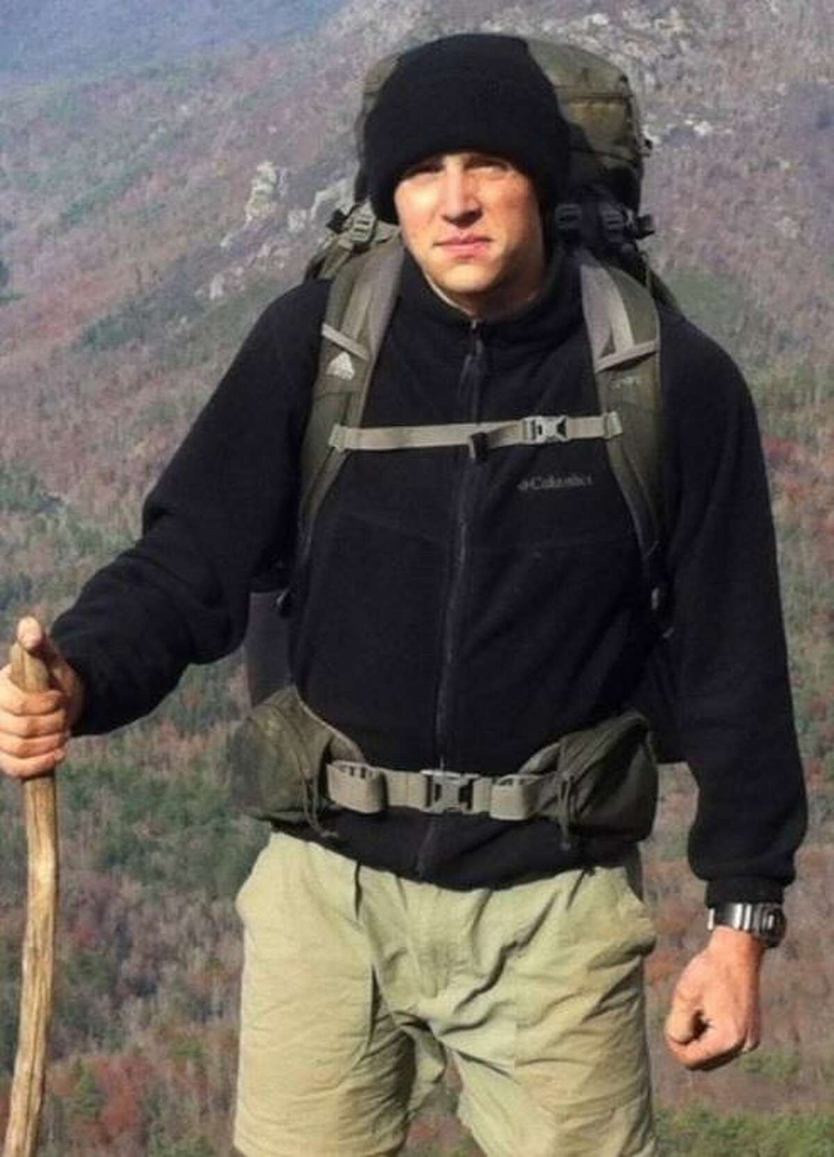 Authorities in Central Sierra Nevada, Calif. are looking for a 24-year-old Marine from Washington, Conn., who went on a hike in late February and hasn't been seen since, officials said. Marine Corps First Lt. Matthew Kraft planned a 195-mile hike through mountainous areas of Sequoia and Kings national parks in California which was supposed to conclude March 4, 2019, said members of the Mono County, Calf., Sheriff's Office.
