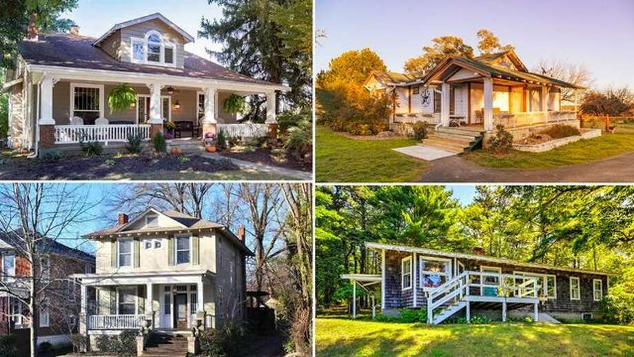 Click through the photos to check out the Sears inspired homes Photo: Realtor.com