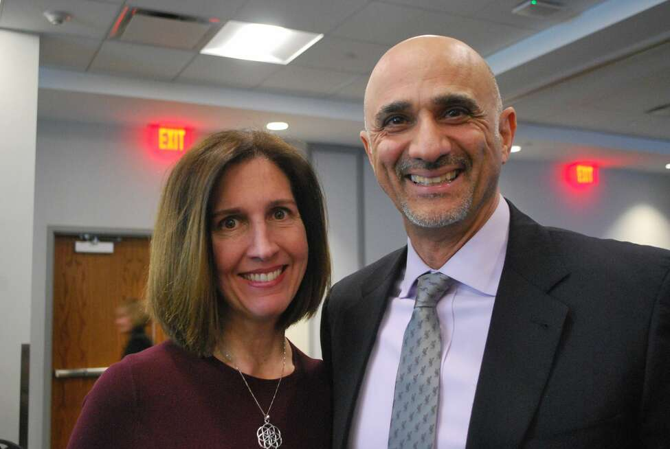 Were you Seen at the Friends of Albany Pro Musica reception at the Hearst Media Center in Colonie on March 11, 2019?