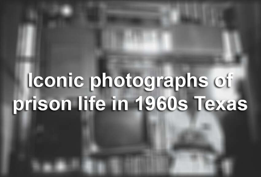 Legendary photographer Danny Lyon spent 14 months documenting life inside the Texas penitentiary system from 1967 to 1968. Click ahead to see what he captured.