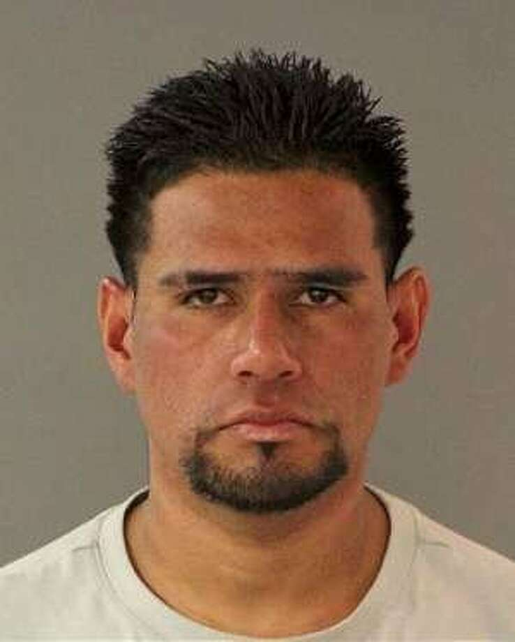 San Jose police arrested Carlos Eduardo Arevalo Carranza on Monday on suspicion of murder in the Feb. 28 stabbing death of Bambi Larson. Photo: San Jose Police Department