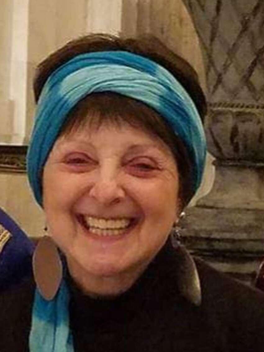 Vera Michelson (Photo courtesy of Mavis Littlejohn)