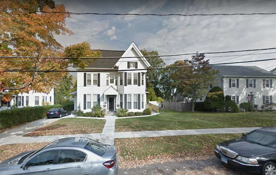 The house at 43 Pleasant St. in Danbury sold for $455,000. Photo: Google Maps