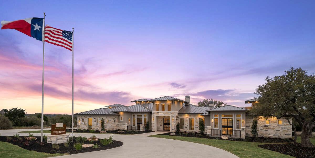 Builder: Weston Dean Custom Homes Address: 1409 Burgundy Way, NB, TX 78132 Price: $772,100
