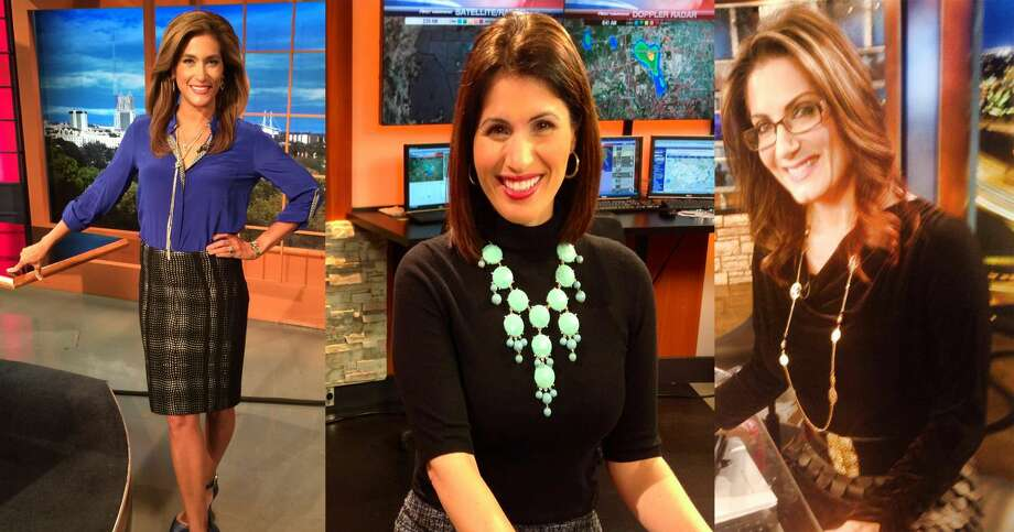 Click through the slideshow to see these anchorwomen through the years. Photo: MySA Staff