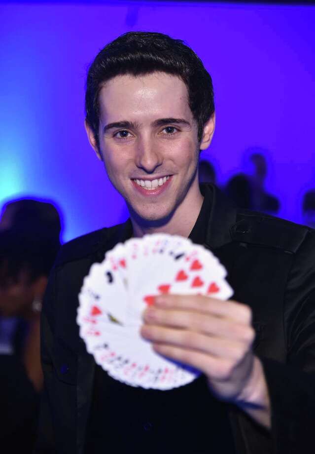 Illusionist Eric Wilzig will perform his Extreme Magic show at Bridgeport's Bijou Theatre March 16 as a fundraiser for Bridgeport's Barnum Museum. Photo: Mike Coppola / Getty Images / 2016 Getty Images