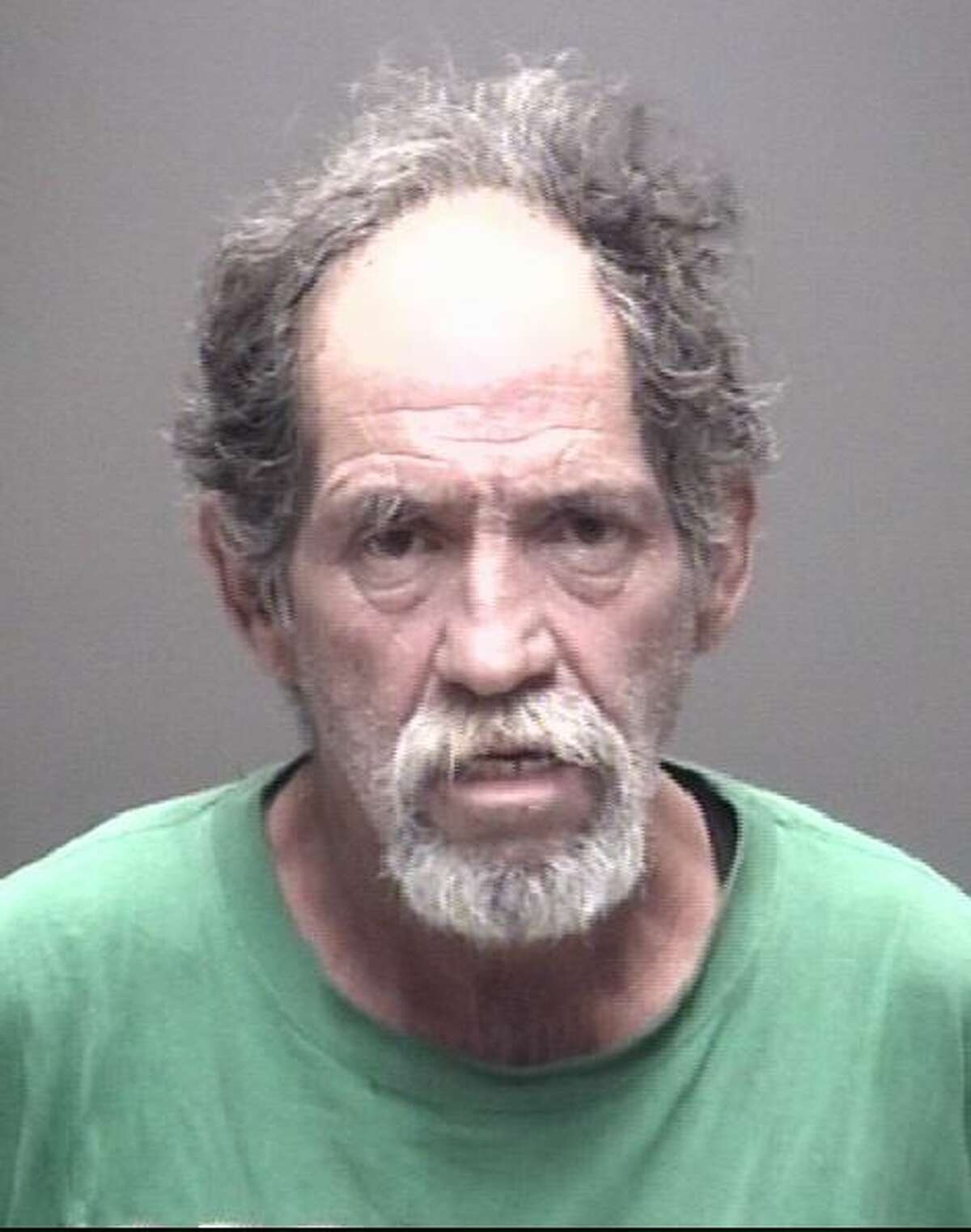 Charles Carrasco was arrested on a third or more charge of DWI.