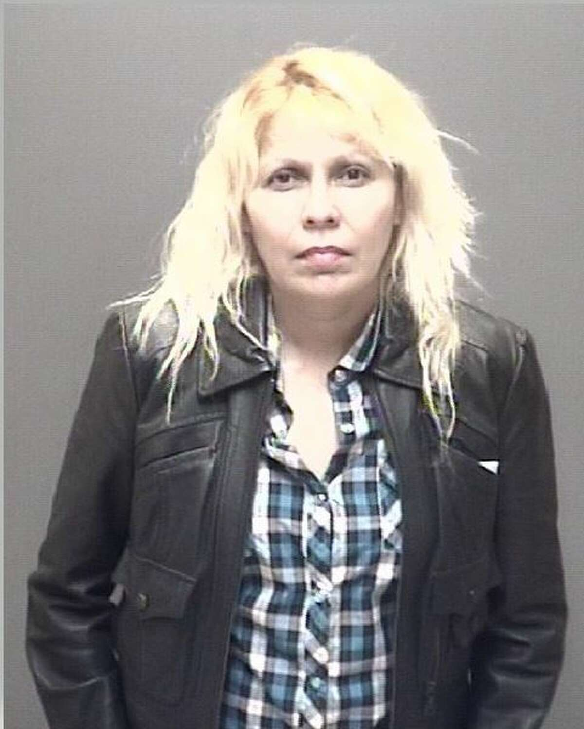 Irma Chavez was arrested on a third or more charge of DWI.