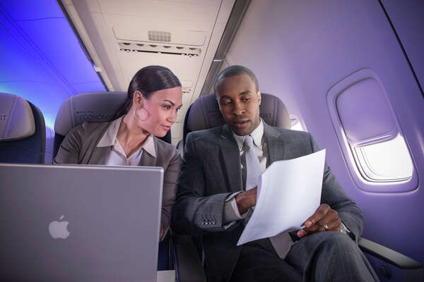 Delta's CEO said the airline plans to offer free in-flight Wi-Fi in the months ahead.