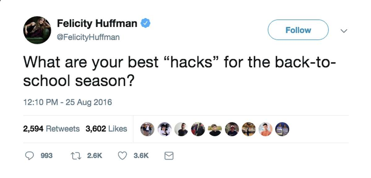 Actresses Felicity Huffman and Lori Loughlin were among those indicted as part of a college admissions scheme. A few of their older tweets began to recirculate after the news broke.