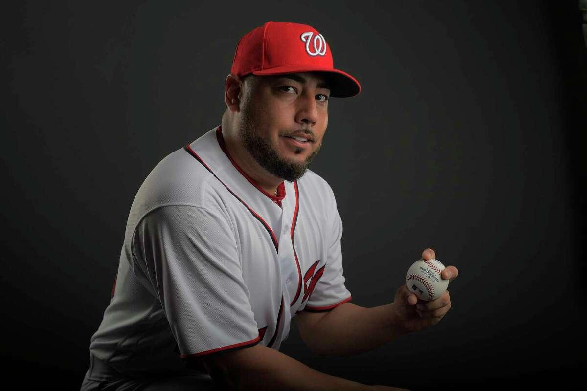 Vidal Nuno had a 1.64 ERA in 33 innings for the Tampa Bay Rays last season.