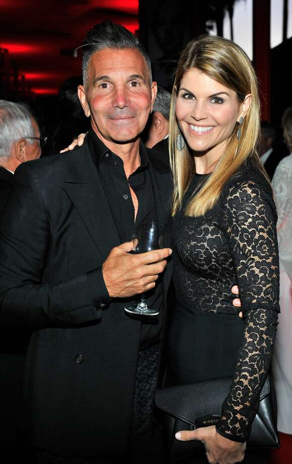 Designer Mossimo Giannulli and actress Lori Loughlin attend LACMA's 50th Anniversary Gala sponsored by Christie's at LACMA on April 18, 2015 in Los Angeles, California. Photo: Donato Sardella/Getty Images For LACMA