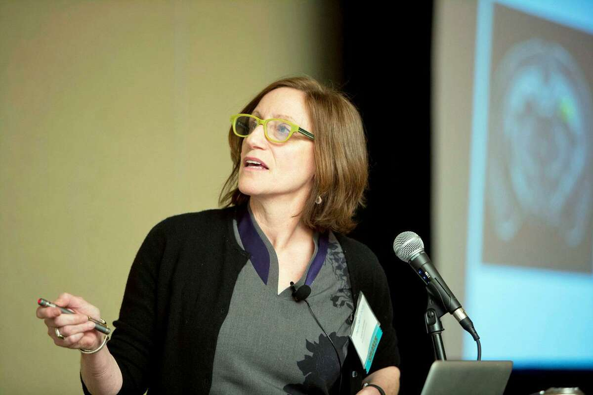 Laura Grabel is the Laura B. Dachs chairwoman of science and society at Wesleyan University in Middletown.