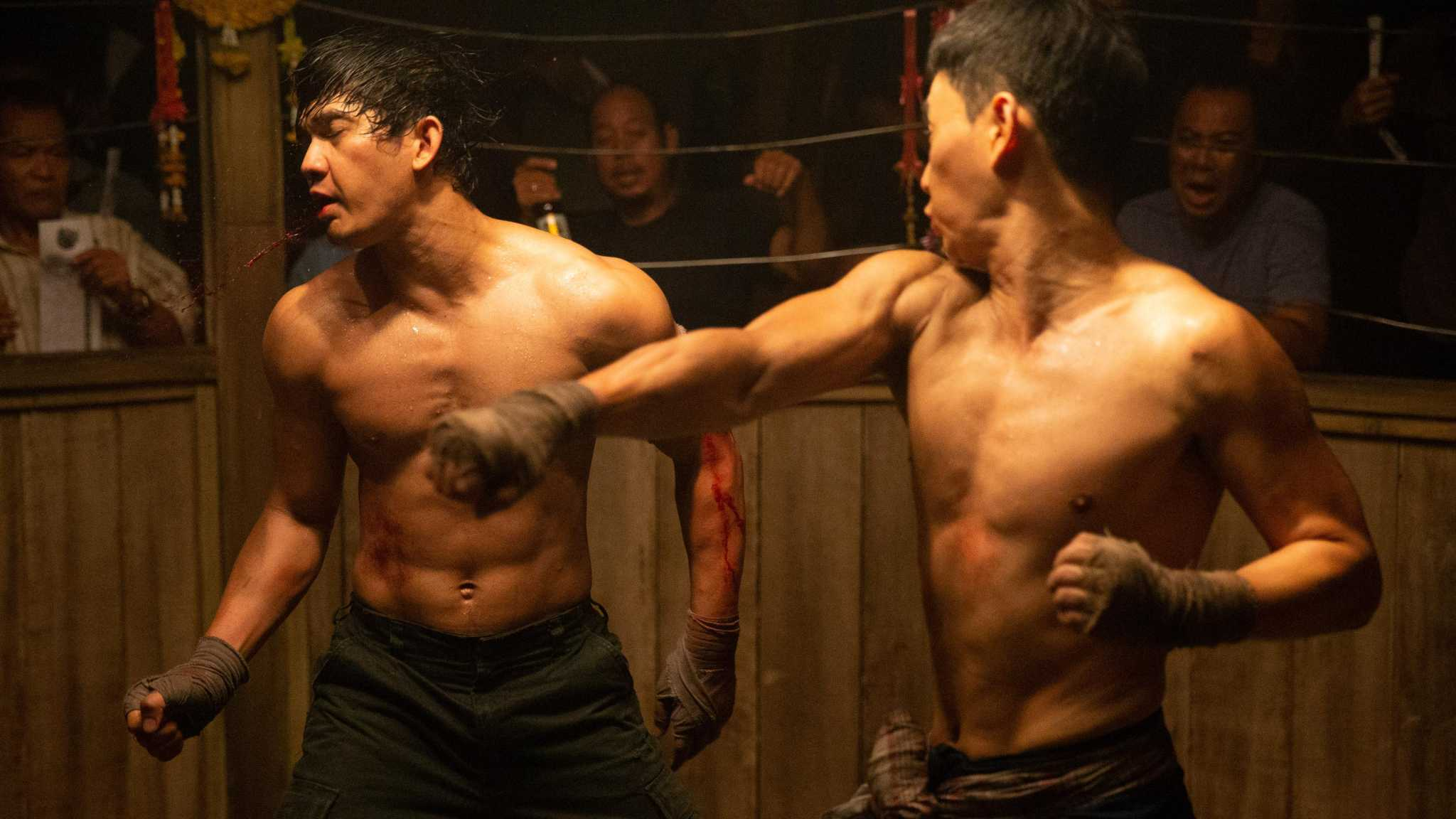 Iko Uwais + Tony Jaa + Tiger Chen don't add up to martial-arts magic in 'Triple Threat'
