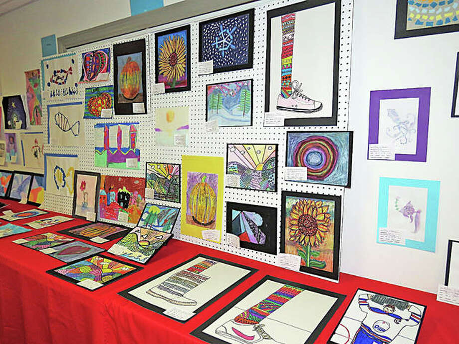 "Creations displayed at last year's ""Best of Maryville"" art contest and show. Photo: Photos Via Sharon Petty"