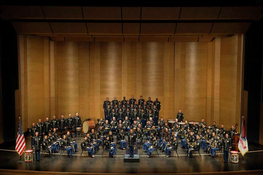 The U.S. Army Field Band will perform at Lyman Center at SCSU March 22. Photo: U.S. Army Field Band / Contributed Photo