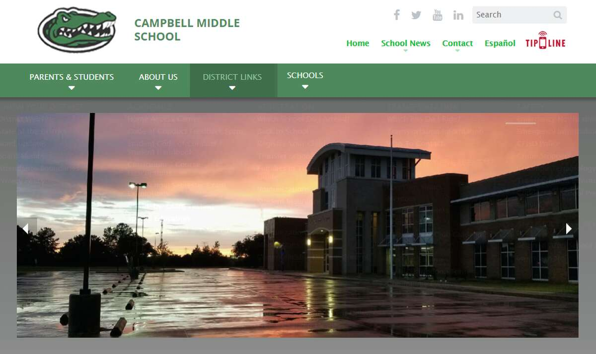 20. (tie) Campbell Middle School, Cypress-Fairbanks ISD Fighting/Mutual Combat incidents during the 2017-18 school year: 53 >>>Click thru to see the Harris County schools that recorded the most fights during the 2017-2018 school year, according to the Texas Education Agency.