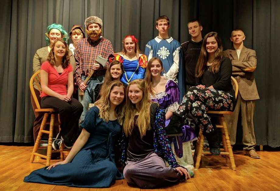 The Ubly High School drama department will be performing the hilarious comedy The Brothers Grimm Spectaculathon. (Submitted Photo)