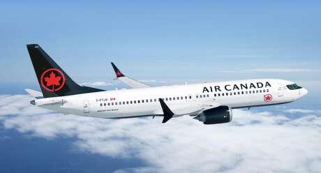 Air Canada flies the 737 MAX 8 between San Francisco and Toronto